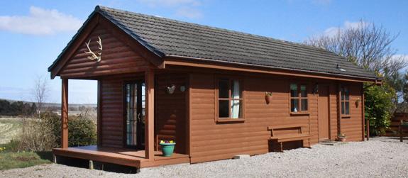 Osprey self-catering cabin