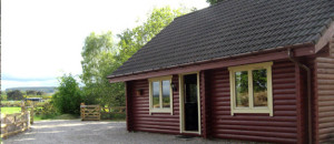 Kestrel self-catering cabin