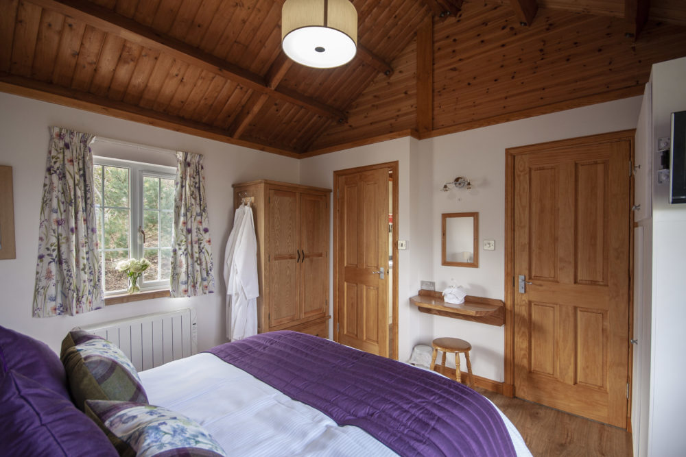 Osprey Lodge – Bedroom